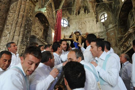 Assoro, venerdi' santo, cristo della misercordia (4347 clic)
