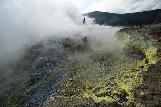 Vulcano, isole Eolie (956 clic)