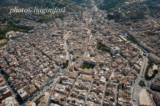 Scicli vista dall'alto (2613 clic)
