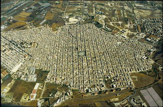 vista aerea di Pachino (5005 clic)