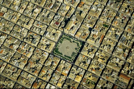 vista aerea di Pachino (4968 clic)