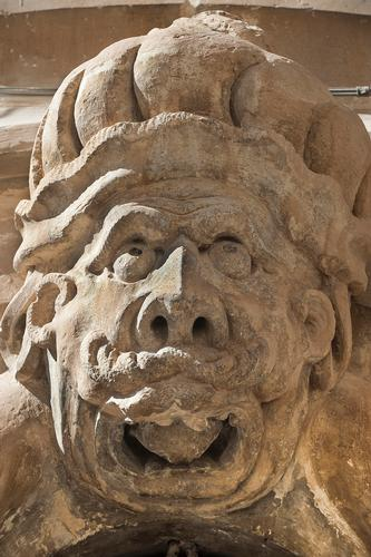 palazzo beneventano, sito unesco - Scicli (1267 clic)