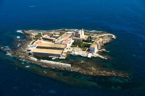 isola formica - Trapani (5083 clic)