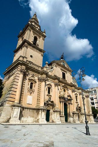la cattedrale di san giovanni - Ragusa (3209 clic)