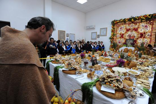 santa croce camerina, le cene di san Giuseppe (5764 clic)