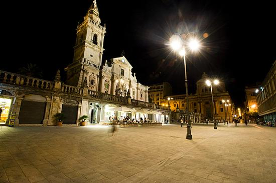 piazza san giovanni - Ragusa (1677 clic)