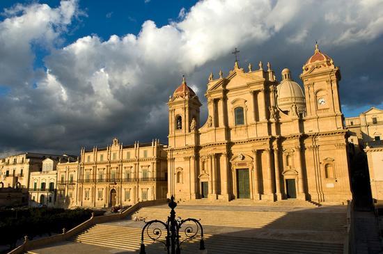 la cattedrale di san nicola - Noto (7349 clic)