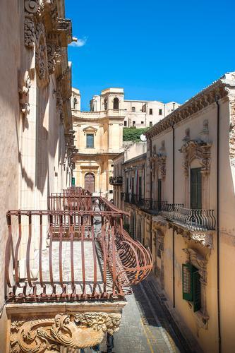 palazzo nicolaci - Noto (1310 clic)