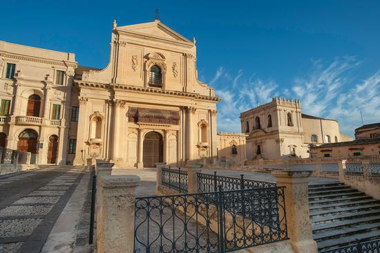 la chiesa del salvatore - Noto (1292 clic)