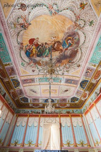 noto, palazzo nicolaci (1419 clic)