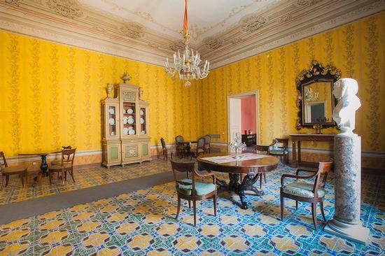 noto, palazzo nicolaci (1500 clic)