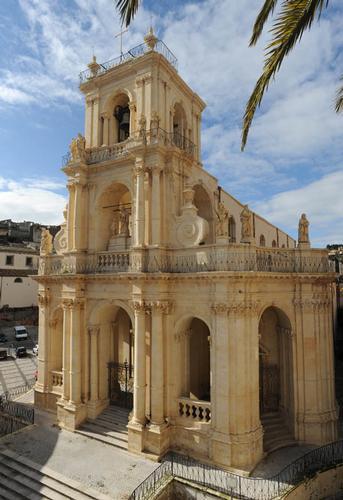 la chiesa di san paolo - Palazzolo acreide (1386 clic)