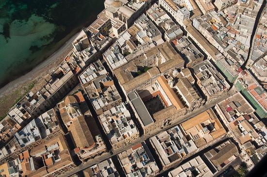 veduta aerea di trapani (2042 clic)