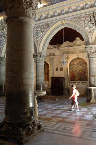 la cattedrale, interno - Enna (2881 clic)