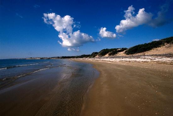 la spiaggia degli americani - Marina di ragusa (6986 clic)
