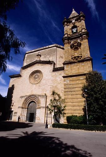 la chiesa santuario dell'annunziata a trapani (5102 clic)
