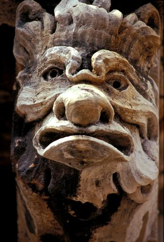 mascherone barocco - Catania (4711 clic)
