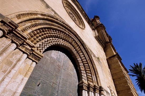 la chiesa dell'annunziata a trapani (4552 clic)