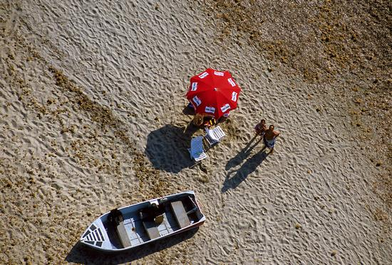 una spiaggia di mazara del vallo  (3520 clic)