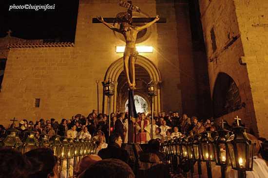 assoro, enna, venerdi' santo, cristo della misericordia (6324 clic)