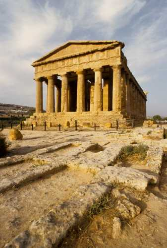 valle dei templi, tempio della concordia - Agrigento (2812 clic)
