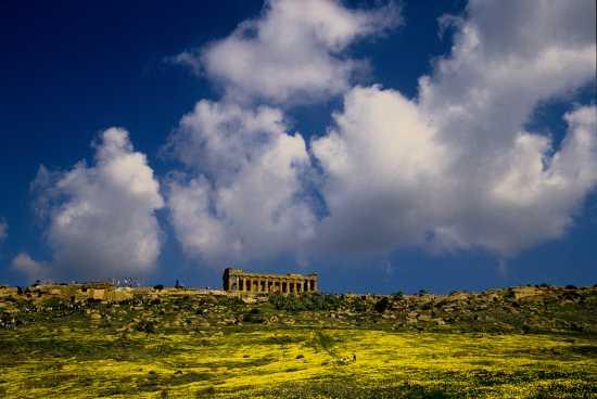valle dei templi, tempio della concordia - Agrigento (4097 clic)