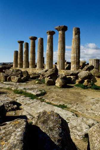 agrigento, tempio di ercole (3401 clic)