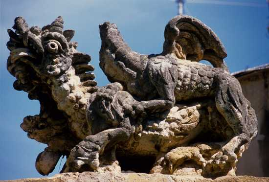bagheria, villa palagonia, i mostri (6006 clic)
