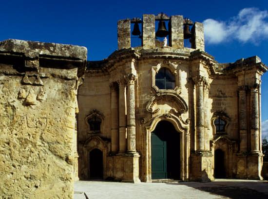 la chiesa di sant'antonino - Buscemi (5268 clic)