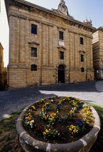 caltagirone, l'antico carcere borbonico (4924 clic)