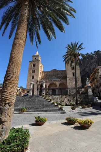 cefalu', la cattedrale - Cefalù (3221 clic)