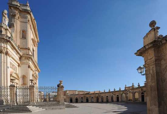 santa maria maggiore, barocco, ispica, ragusa, sicilia (7905 clic)