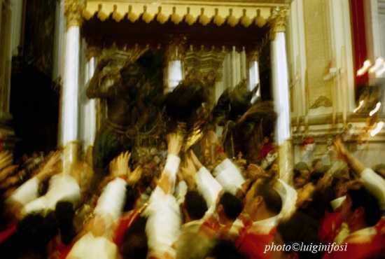 ispica, giovedi' santo, cristo alla colonna (3165 clic)