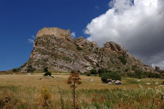 mussomeli, il castello (3028 clic)