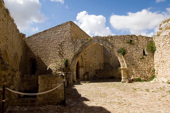 mussomeli, il castello (3408 clic)