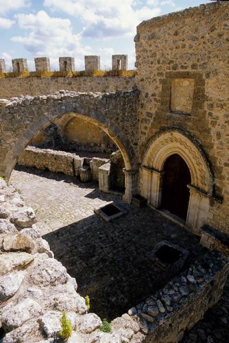 mussomeli, il castello (3126 clic)