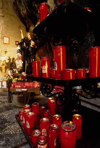 palermo, la grotta di santa rosalia (4019 clic)