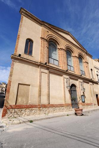 racalmuto, il teatro regina margherita (4283 clic)
