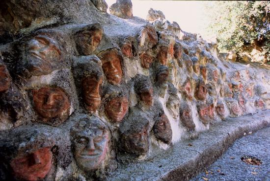 sciacca, il giardino incantato di bentivegna (5254 clic)