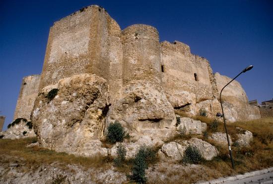 sciacca, il castello luna (4318 clic)