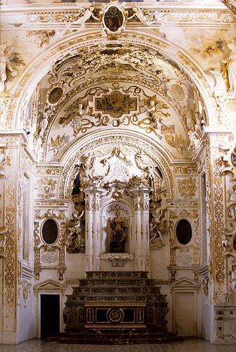 sciacca, la chiesa di santa margherita (2427 clic)