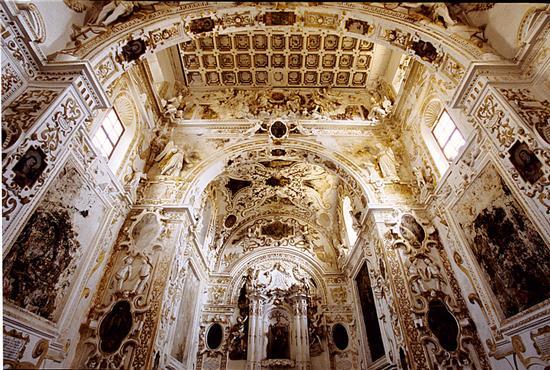 sciacca, la chiesa di santa margherita (6275 clic)