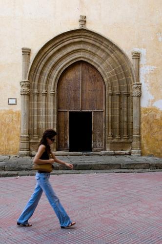 sciacca, la chiesa di santa margherita (3200 clic)