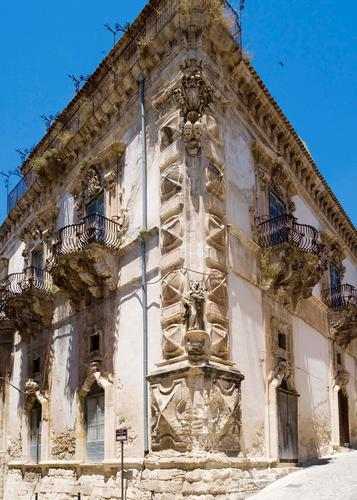 scicli, palazzo beneventano, patrimonio UNESCO (4072 clic)
