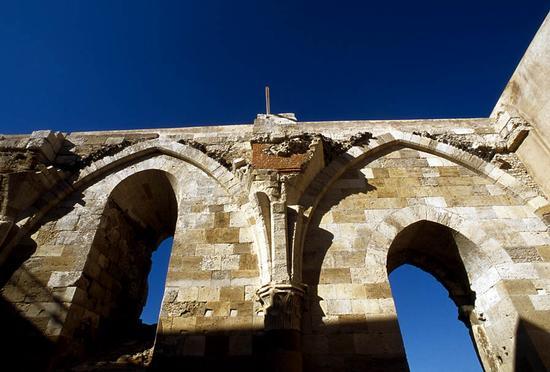 siracusa, castello maniace (2457 clic)
