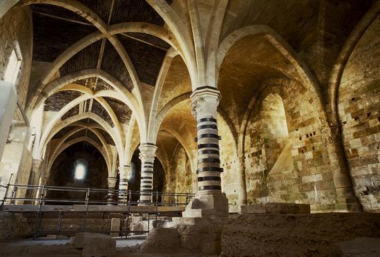 siracusa, castello maniace (7626 clic)