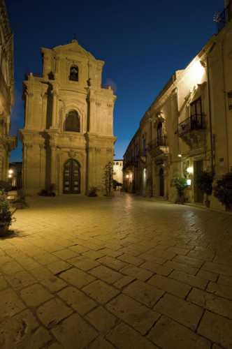la chiesa di san michele in via mormino penna - Scicli (3305 clic)