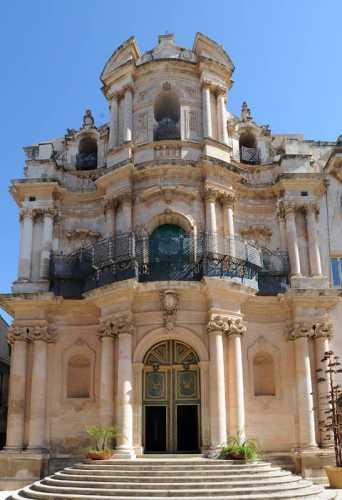 san giovanni evangelista, barocco, scicli, ragusa, sicilia (9605 clic)