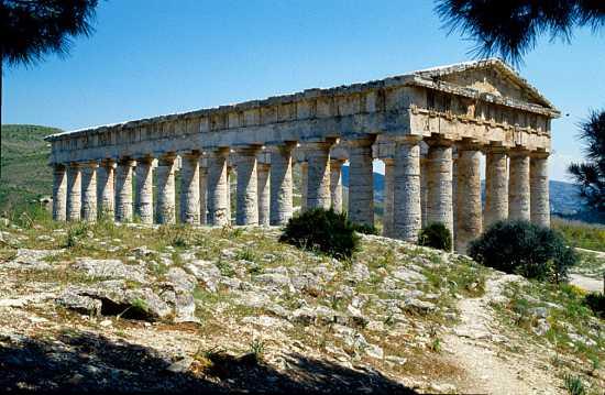 segesta, il tempio (3258 clic)