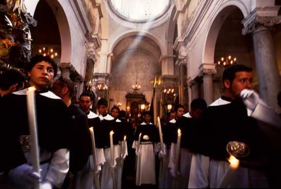 trapani, pasqua, riti del venerdi' santo, i misteri (2722 clic)